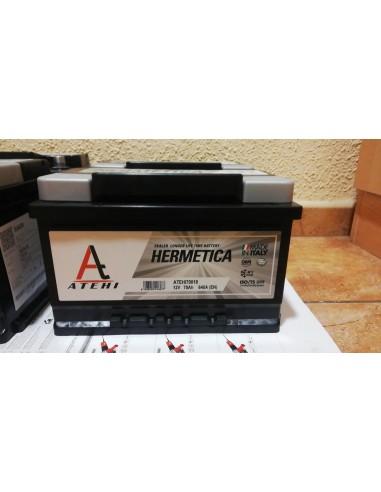 Batería Nueva 70AH + D